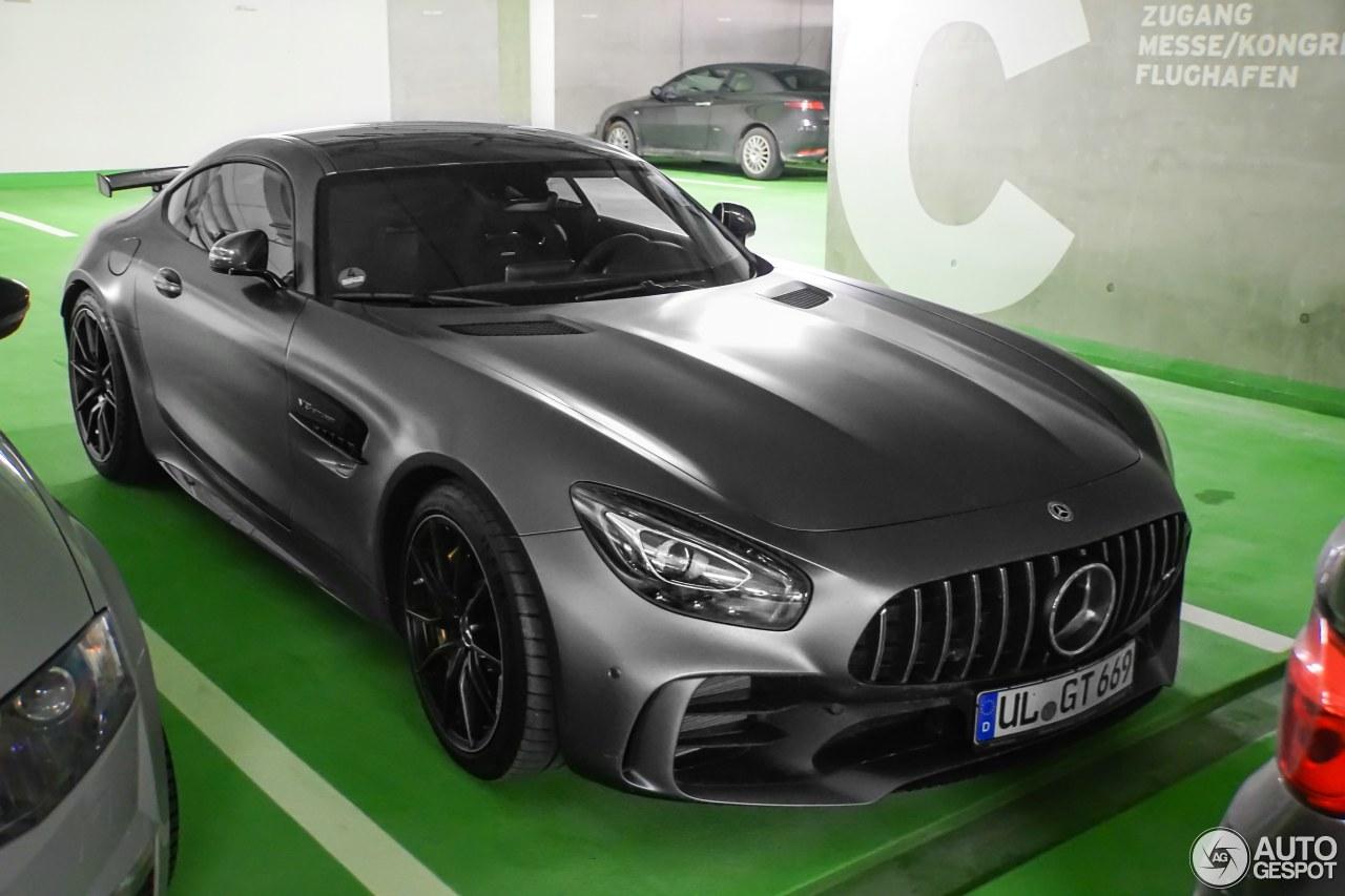 Mercedes-AMG GT R C190 - 28 March 2018 - Autogespot
