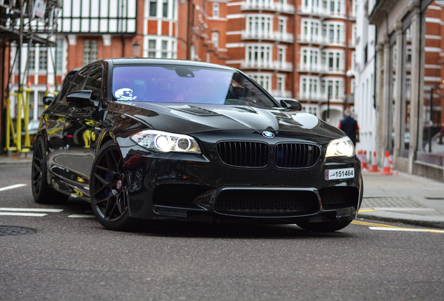 BMW M5 F10 2011 PP-Performance