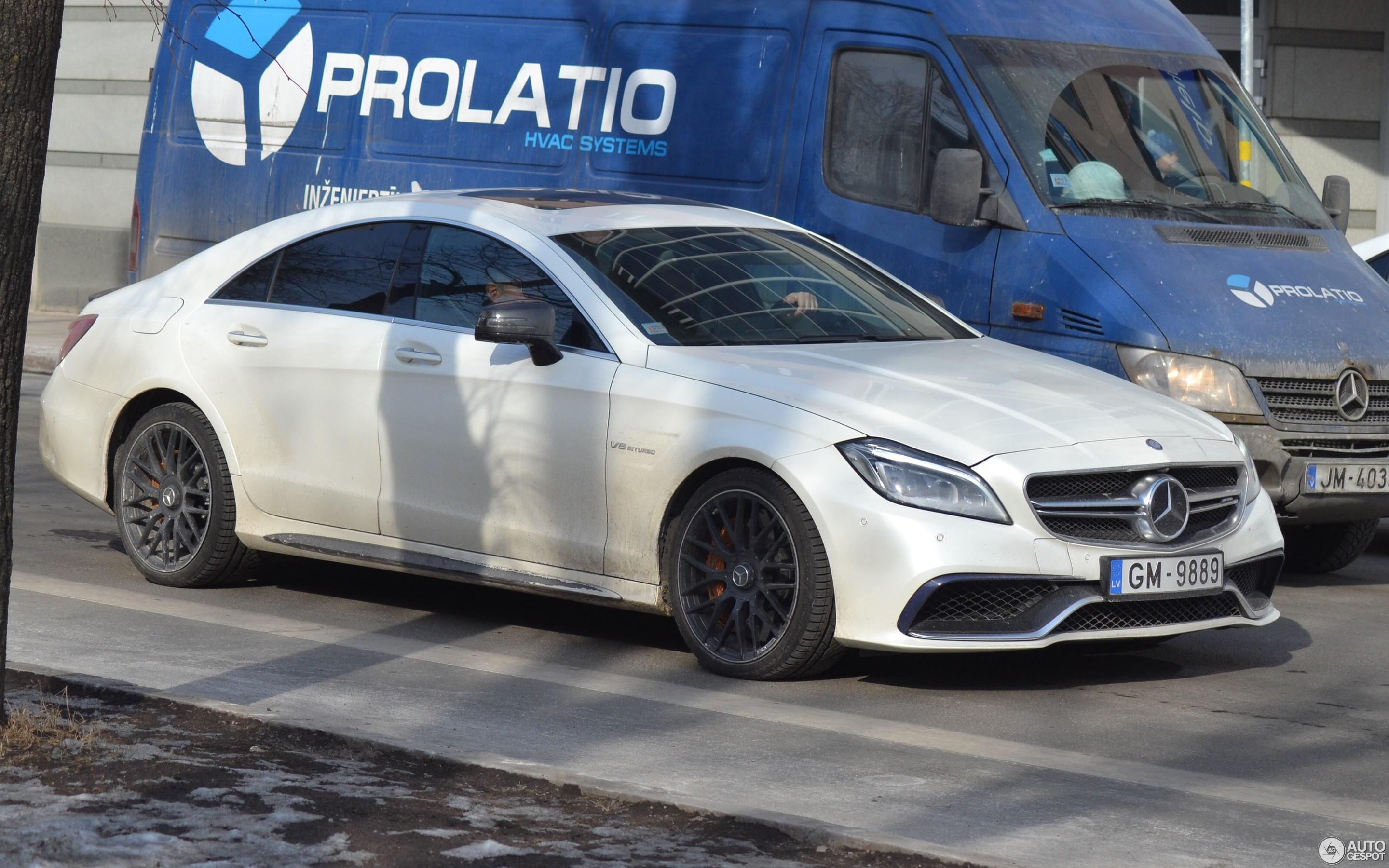 2018 AMG CLS63