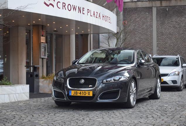 Jaguar XFR 2011