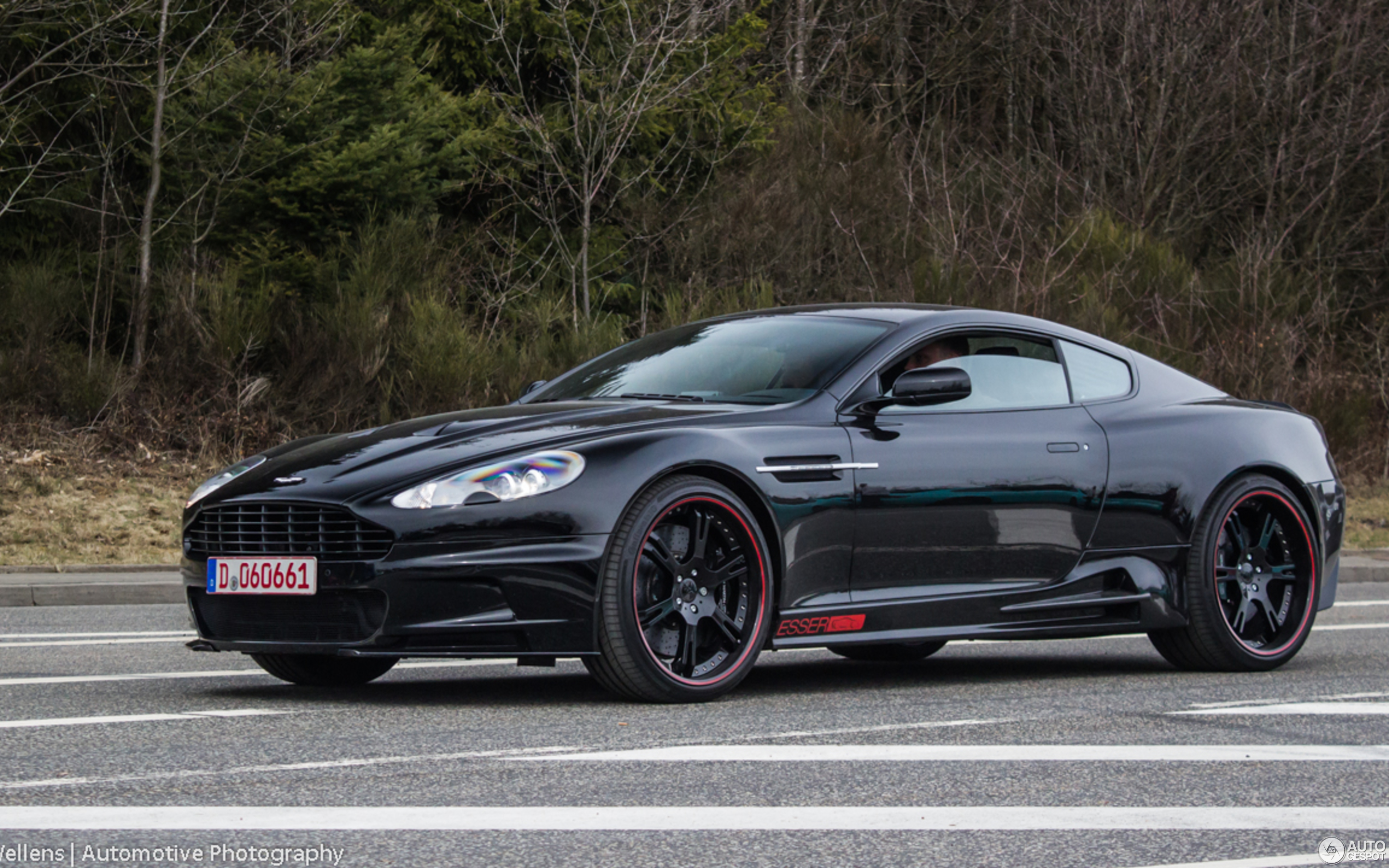 Aston Martin Dbs Carbon Black Edition 30 March 2018 Autogespot