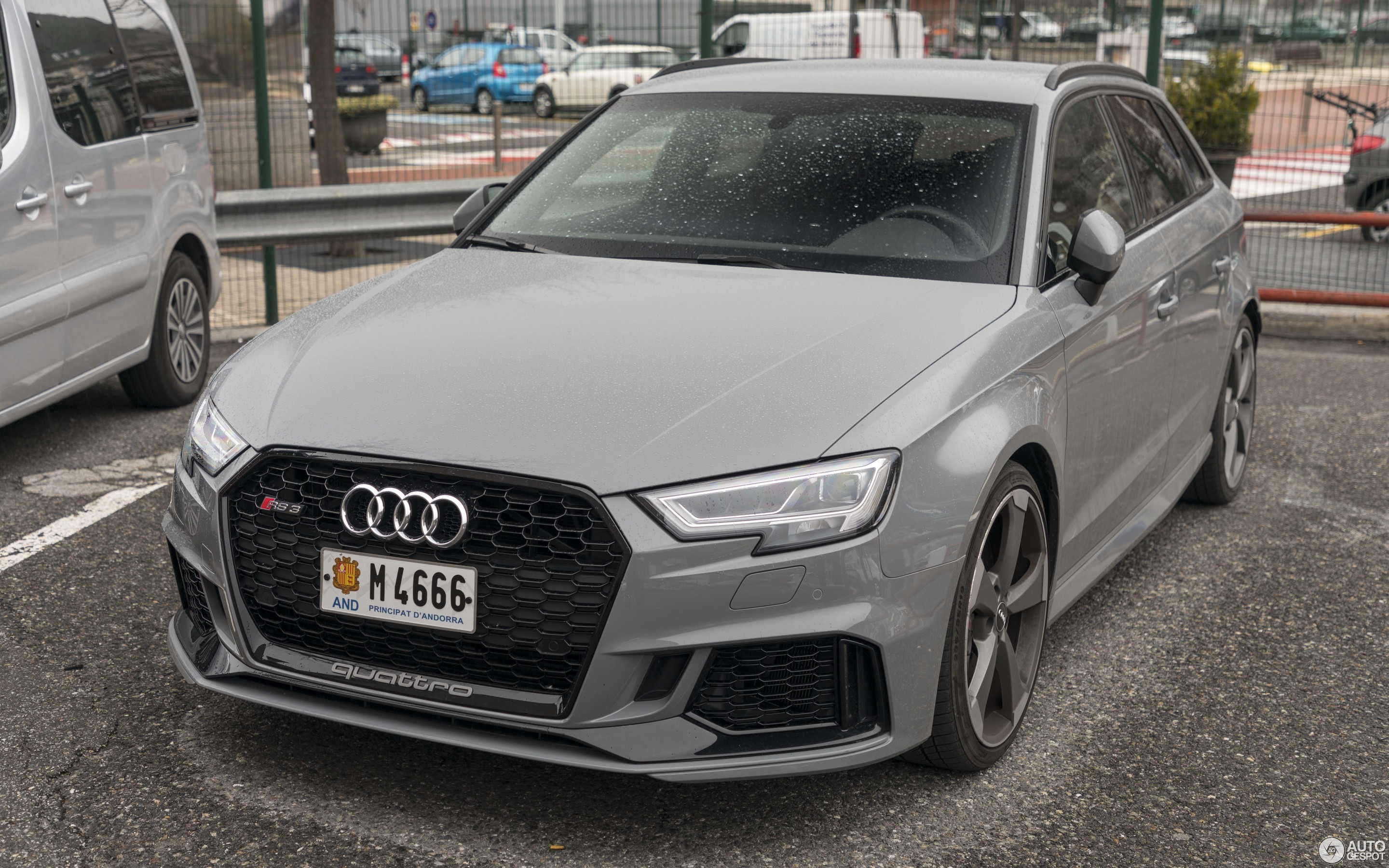 Audi RS3 Sportback 8V 2018 - 30 March 2018 - Autogespot