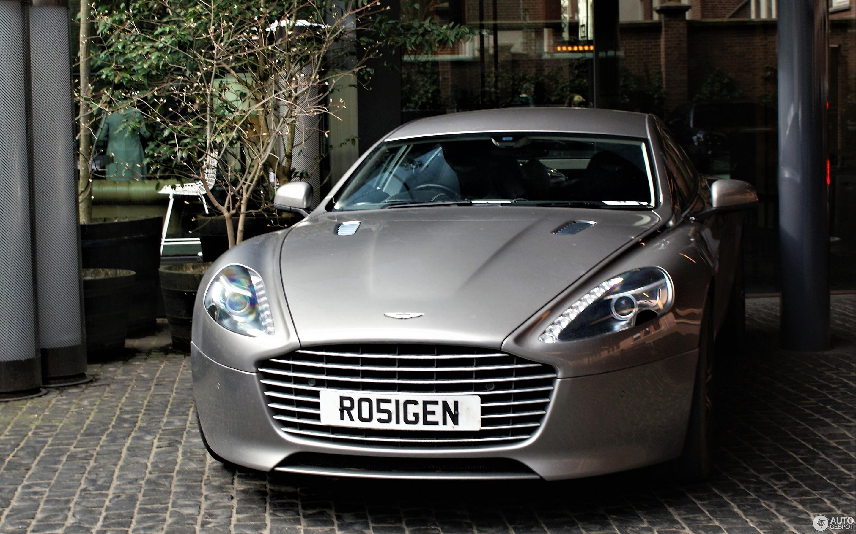 Aston Martin Rapide S 31 March 2018 Autogespot