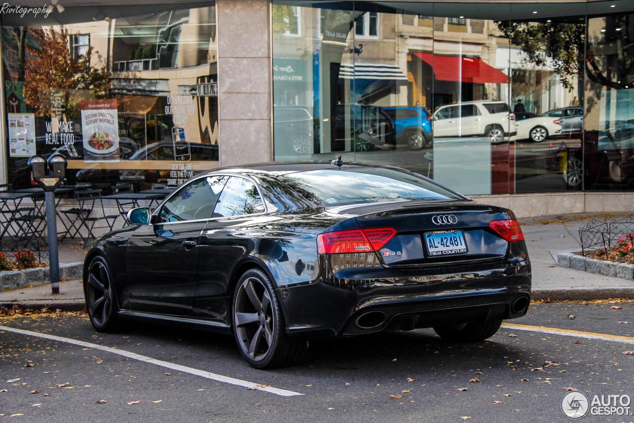 Audi Rs5 B8 2012 1 April 2018 Autogespot