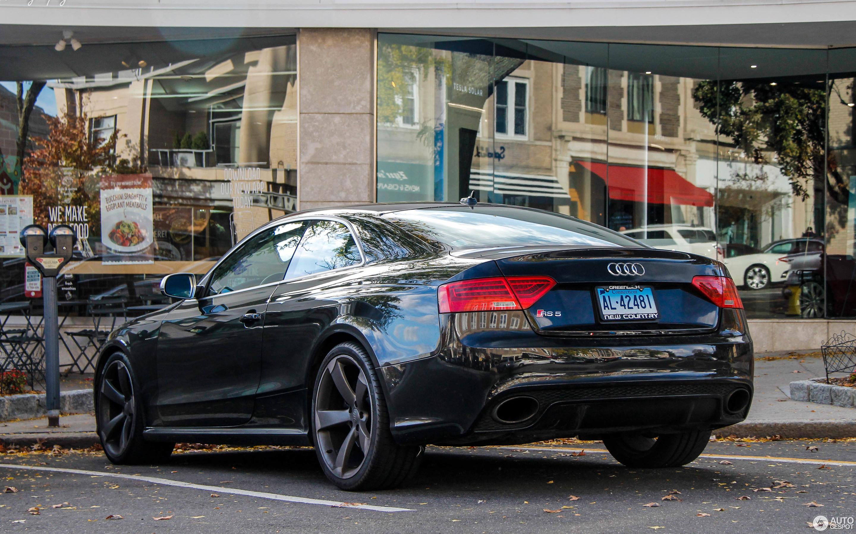 Audi RS B April Autogespot - Greenwich audi