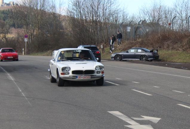 Maserati Sebring Pickup