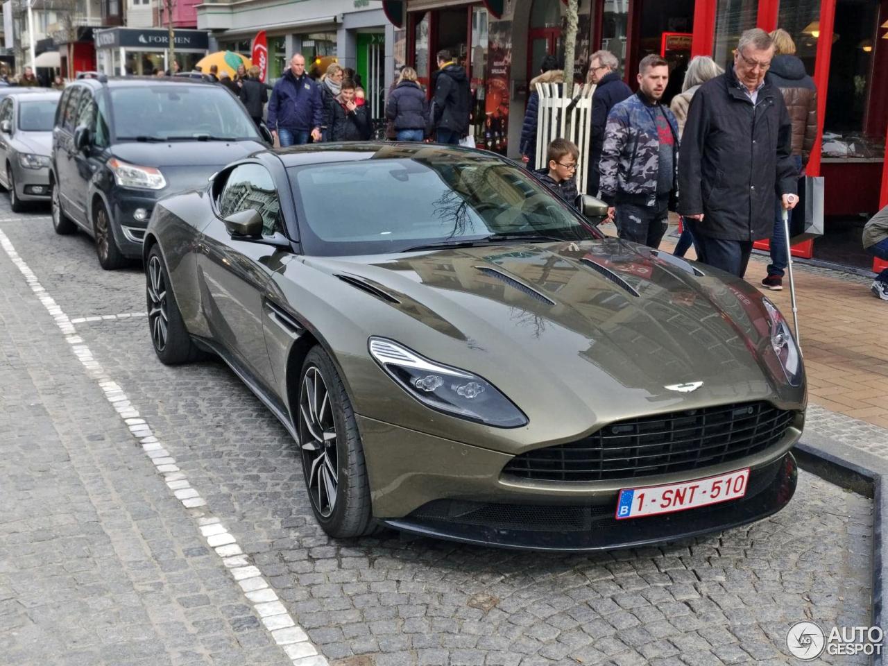Aston Martin Db11 2 April 2018 Autogespot