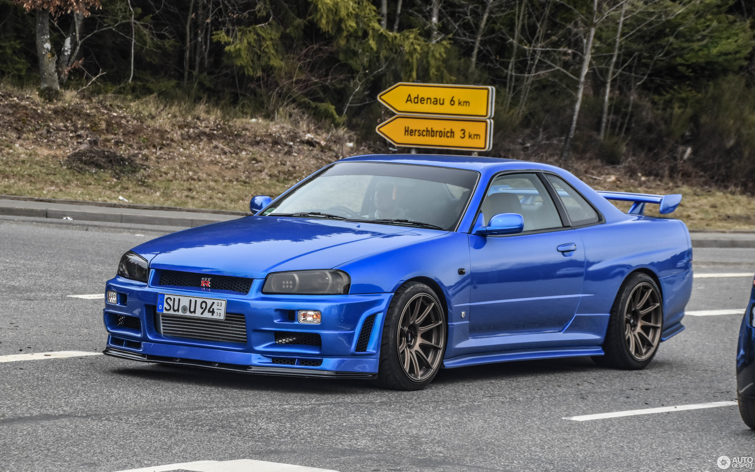 Nissan Skyline R34 Gt R 2 April 2018 Autogespot