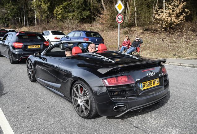 Audi MTM R8 V10 Spyder