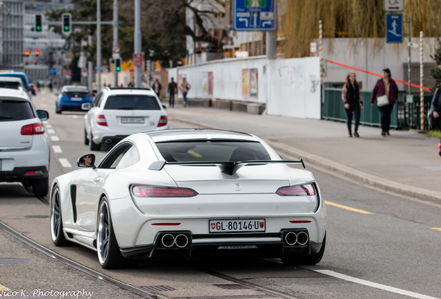 Mercedes-AMG GT S FAB Design Areion