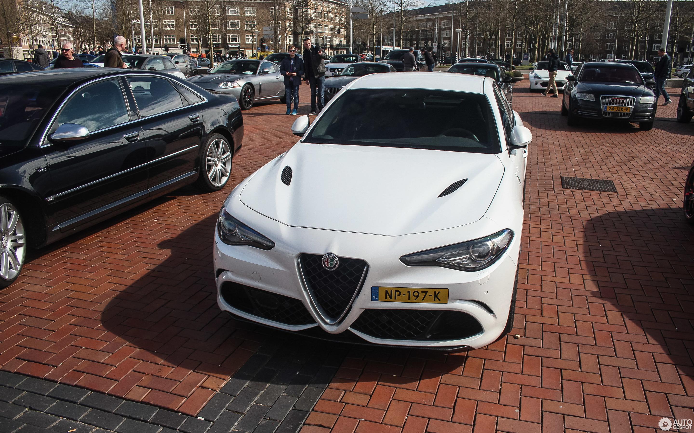Autogespot Alfa Romeo Giulia Quadrifoglio Giulia – Tintnwrap