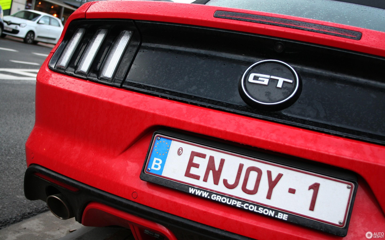 Ford Mustang GT Convertible 2015 3 April 2018 Autogespot