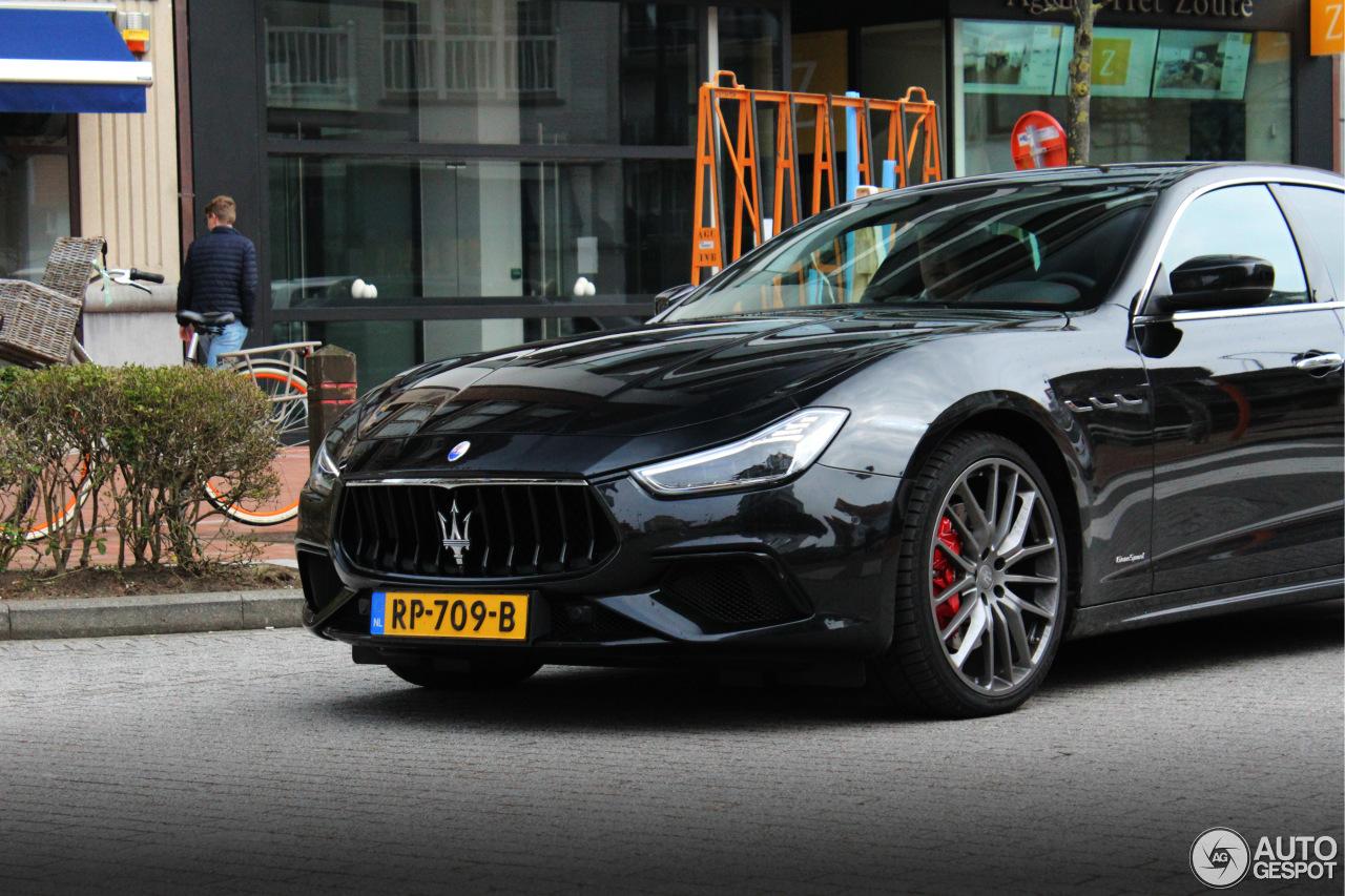 Maserati Ghibli Diesel GranSport - 5 April 2018 - Autogespot