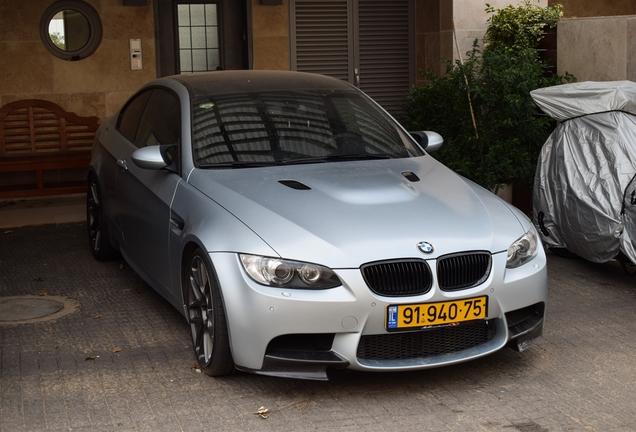 BMW M3 E92 Coupé Frozen Silver Edition