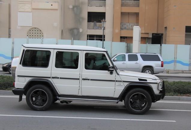 Mercedes-Benz G 55 AMG Arabia Edition