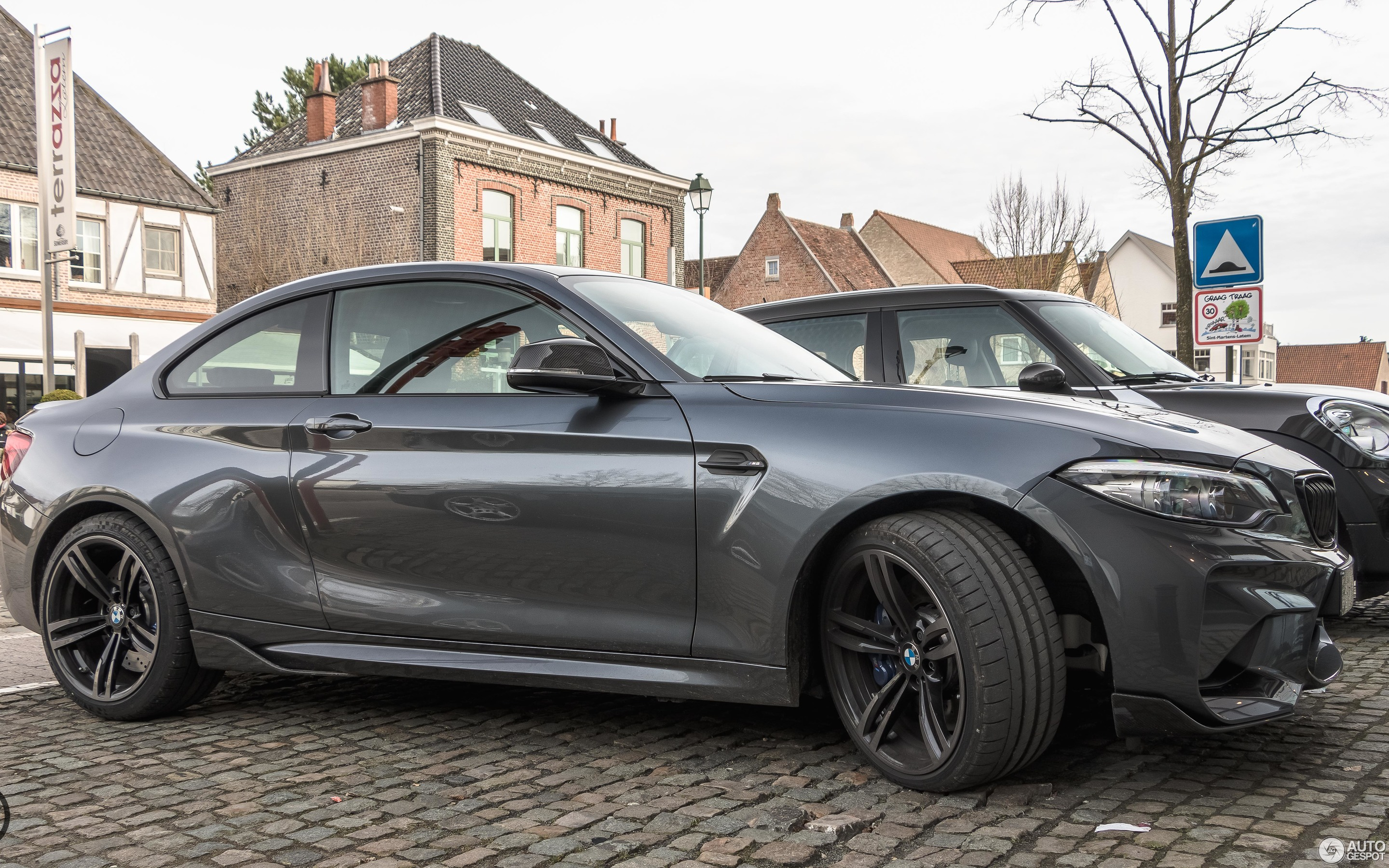 Bmw M2 Coupé F87 2018 7 April 2018 Autogespot