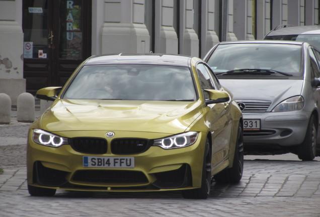BMW G-Power M4 F82 Coupé
