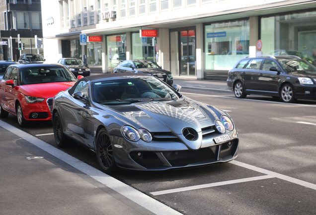 Mercedes-Benz SLR McLaren Roadster Edition