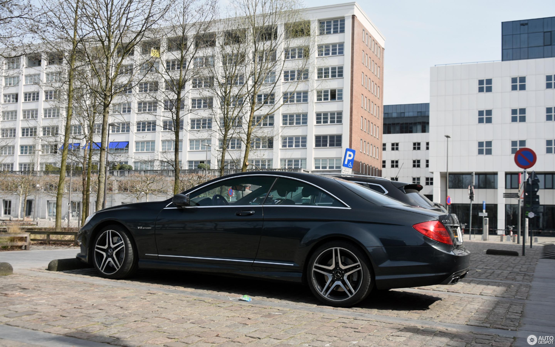 Mercedes Benz CL 63 AMG C216 2011 8 April 2018 Autogespot
