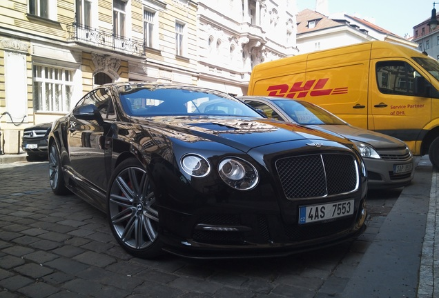 Bentley Mansory Continental GT Speed 2015