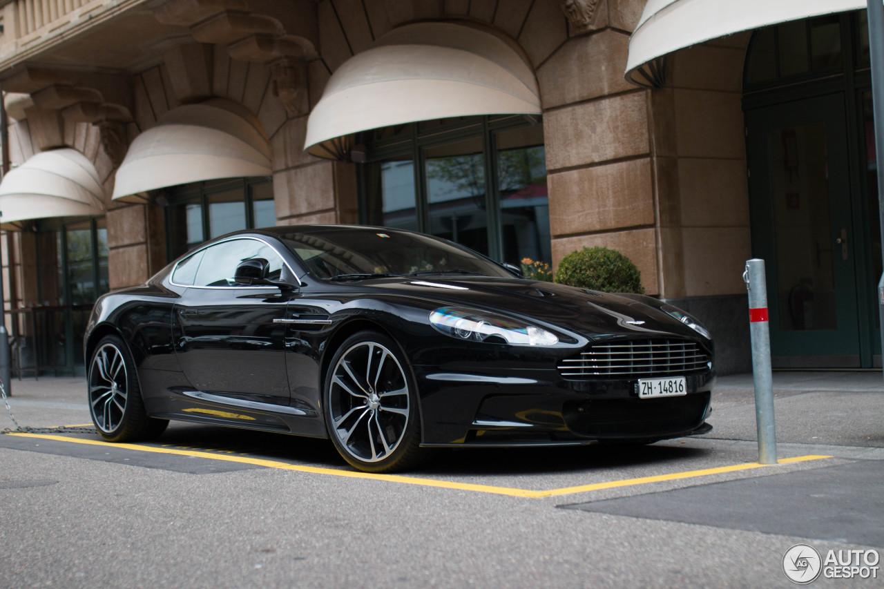 Aston Martin Dbs Carbon Black Edition 10 April 2018 Autogespot