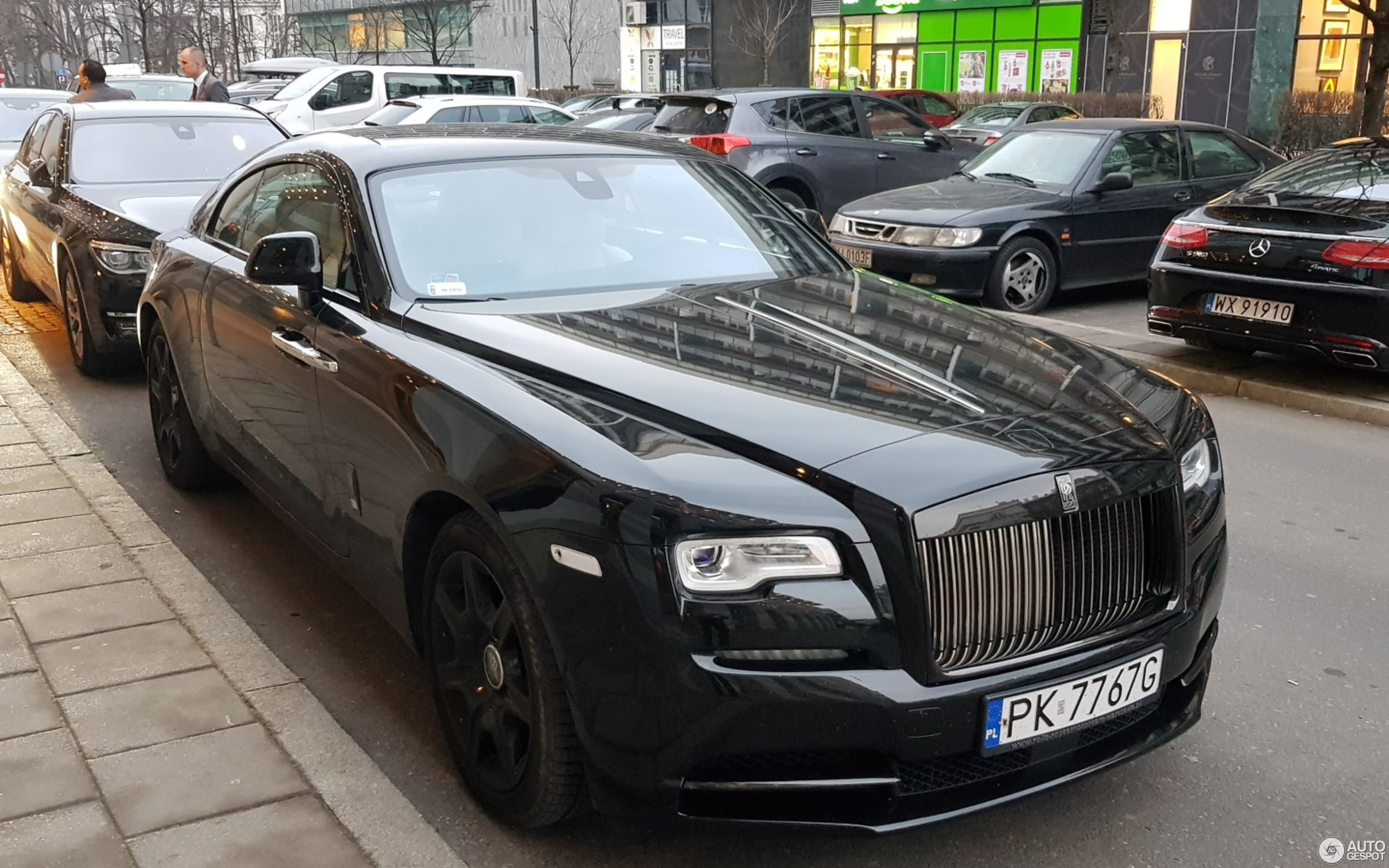 Rolls Royce Wraith Black Badge 10 April 2018 Autogespot