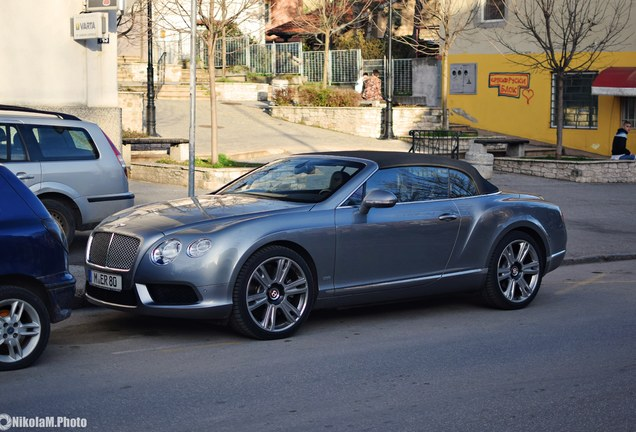Bentley Continental GTC V8 Concours Series
