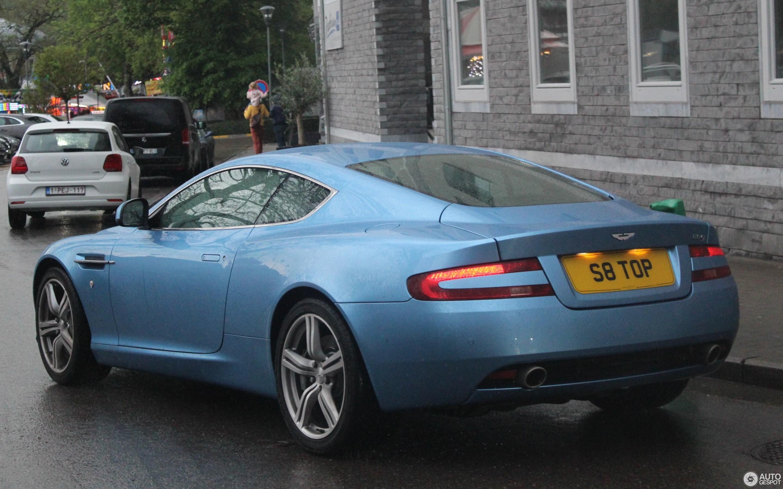Aston Martin DB April Autogespot - Aston martin 117