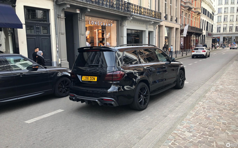 Mercedes Amg Brabus Gls 850 6 0 Biturbo 14 April 2018 Autogespot