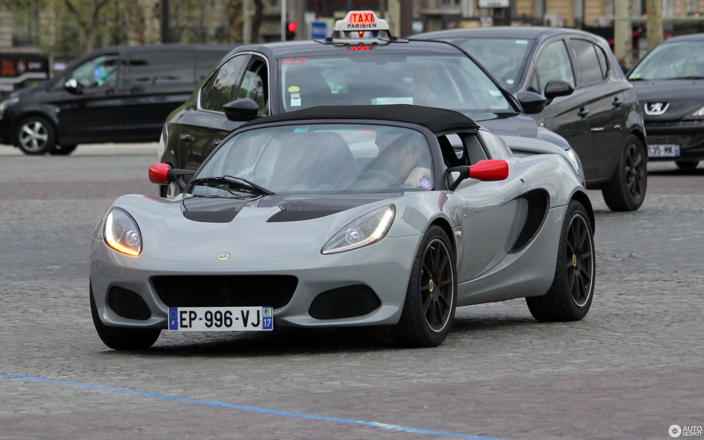 lotus elise s3 220 sprint 15 april 2018 autogespot. Black Bedroom Furniture Sets. Home Design Ideas