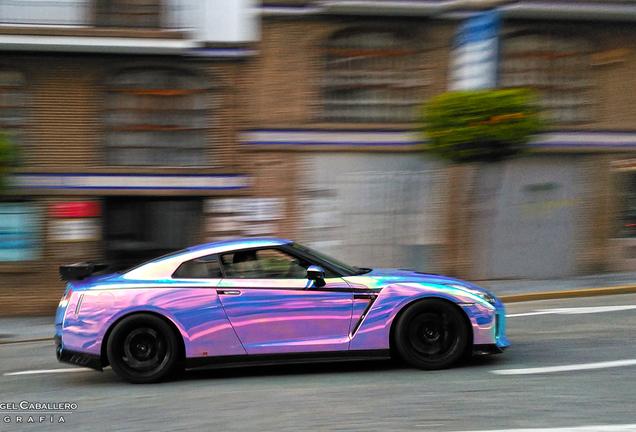 Nissan GT-R AsproR Stage 5