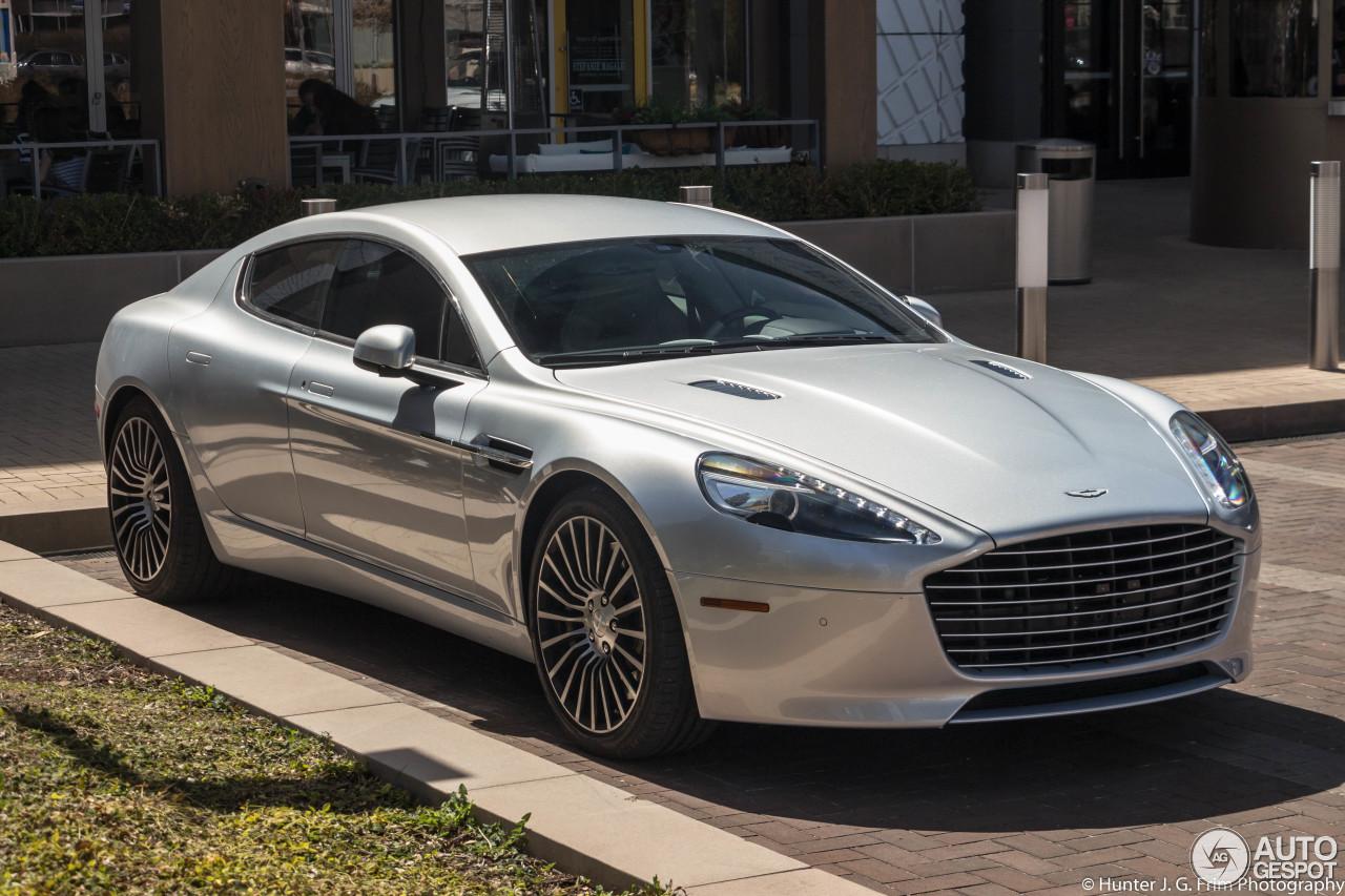 Aston Martin Rapide S 16 April 2018 Autogespot