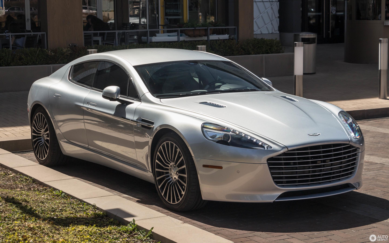 Aston Martin Rapide S April Autogespot - Aston martin rapide