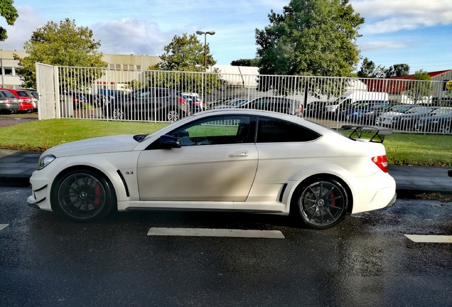 Mercedes-Benz Domanig C 63 AMG Black Series