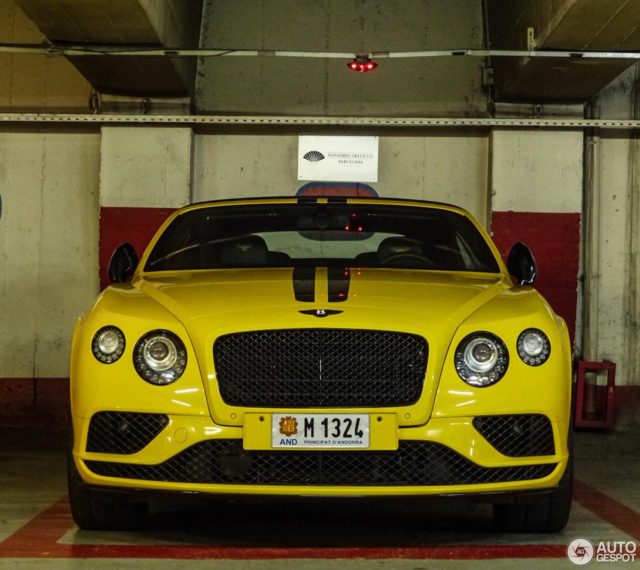 Bentley Gtc For Sale: Bentley Continental GTC V8 S 2016