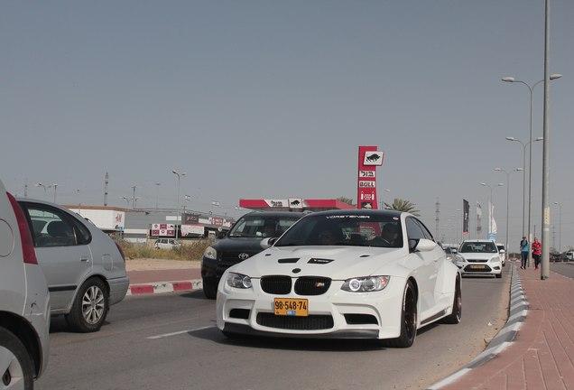 BMWM3 E92 Coupé Vorsteiner GTRS3 Widebody