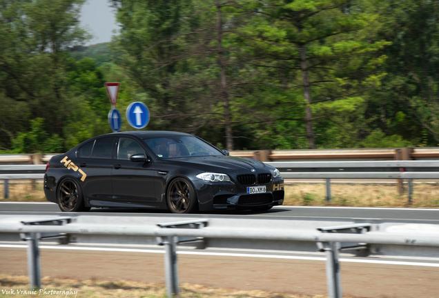 BMWM5 F10 2011