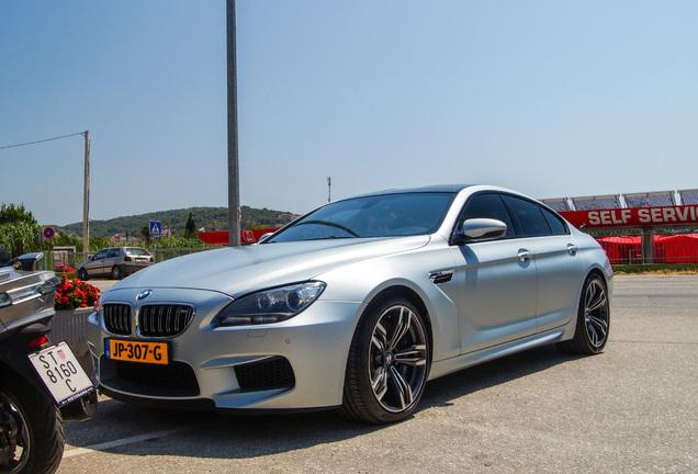 BMWM6 F06 Gran Coupé