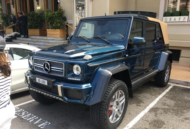 Mercedes-Maybach G 650 Landaulet W463