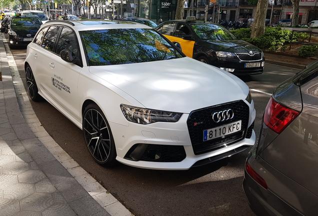 AudiRS6 Avant C7 2015