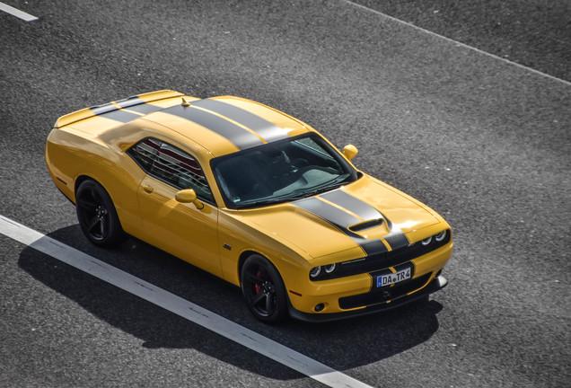 Dodge Challenger SRT-8 392 2015