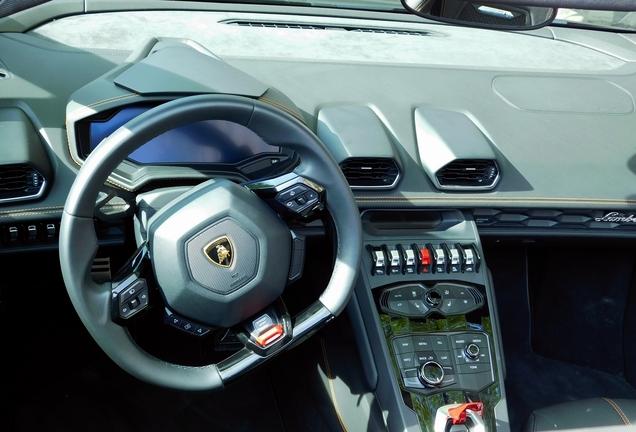 LamborghiniHuracán LP610-4 Spyder