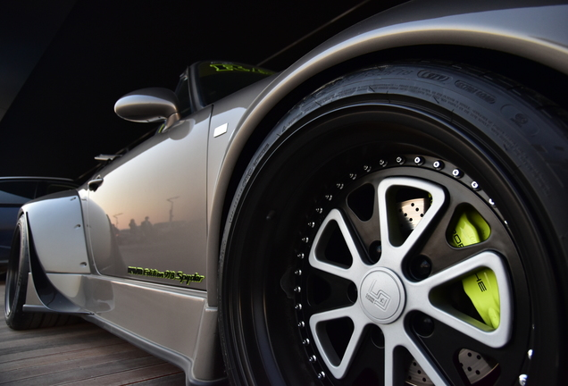 Porsche Rauh-Welt Begriff 993 Cabriolet Edition 918 Spyder