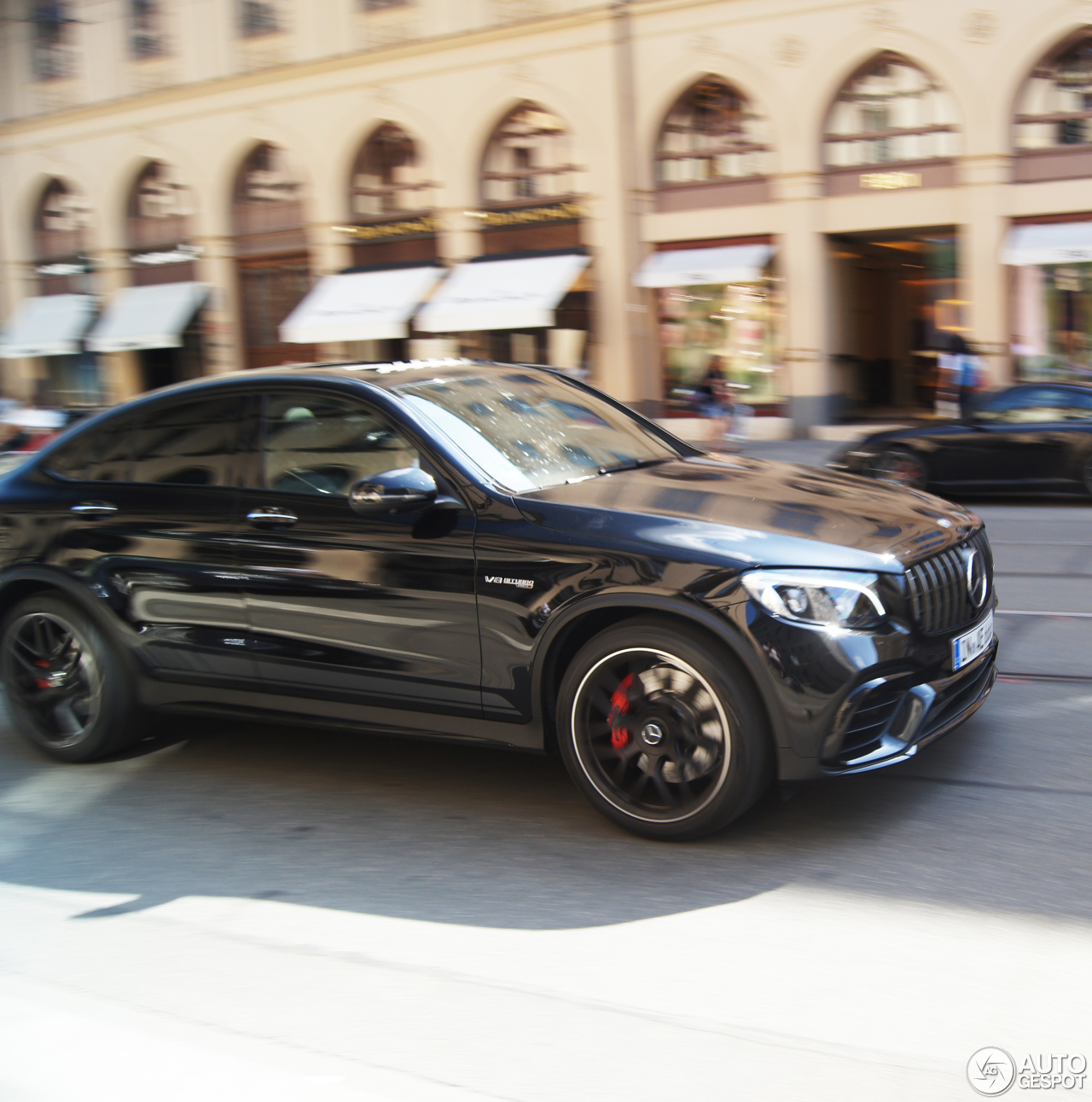 mercedes amg glc 63 s coup c253 21 april 2018 autogespot. Black Bedroom Furniture Sets. Home Design Ideas