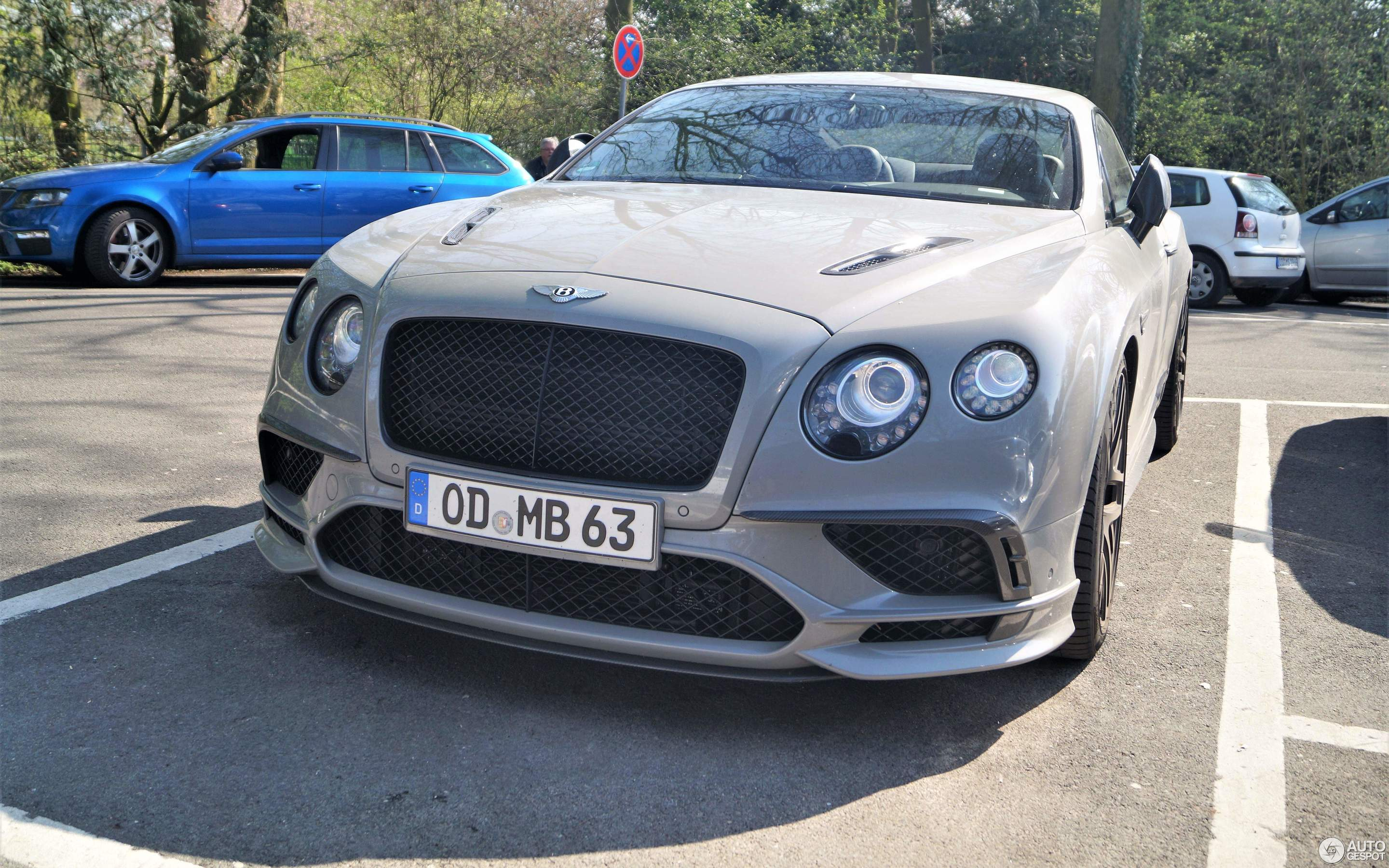 Bentley Continental Supersports Coupé 2018 21 April 2018 Autogespot