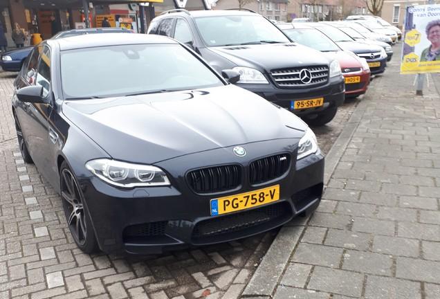 BMW M5 F90 2017