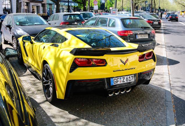 Callaway Corvette Z06 SC757