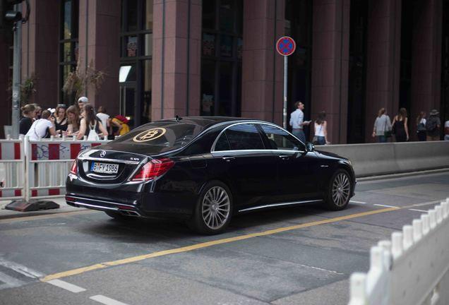 Mercedes-AMG S 65 V222