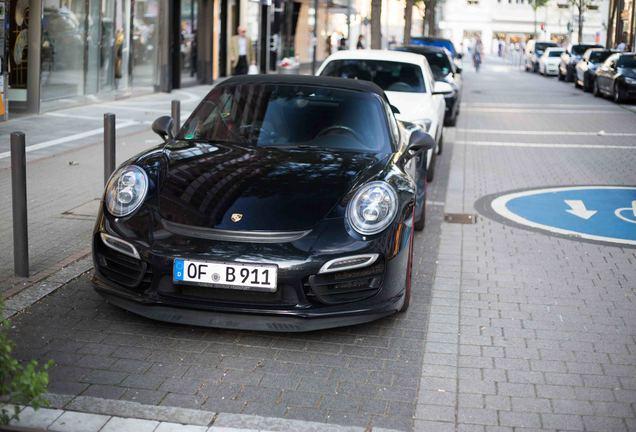 Porsche 991 Techart Turbo Cabriolet