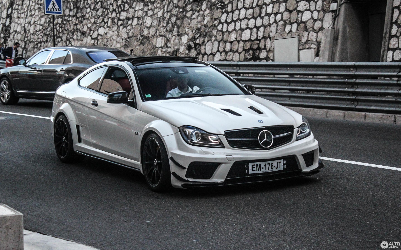 C63 Amg Black Series >> Mercedes Benz C 63 Amg Coupe Black Series 22 April 2018